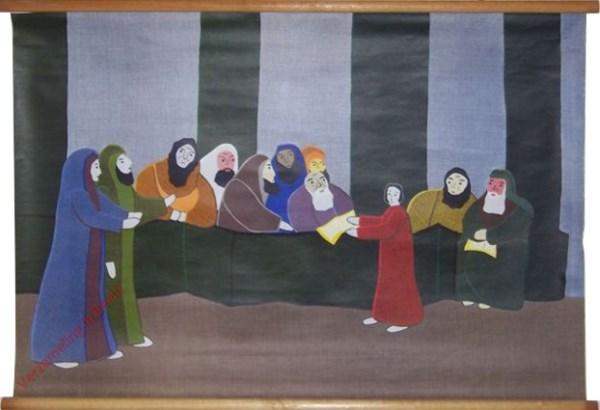 II-1 - De twaalfjarige Jezus in de tempel